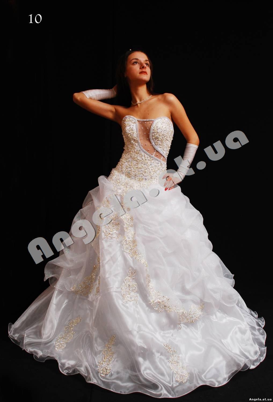 Ангел свадебные платья 6