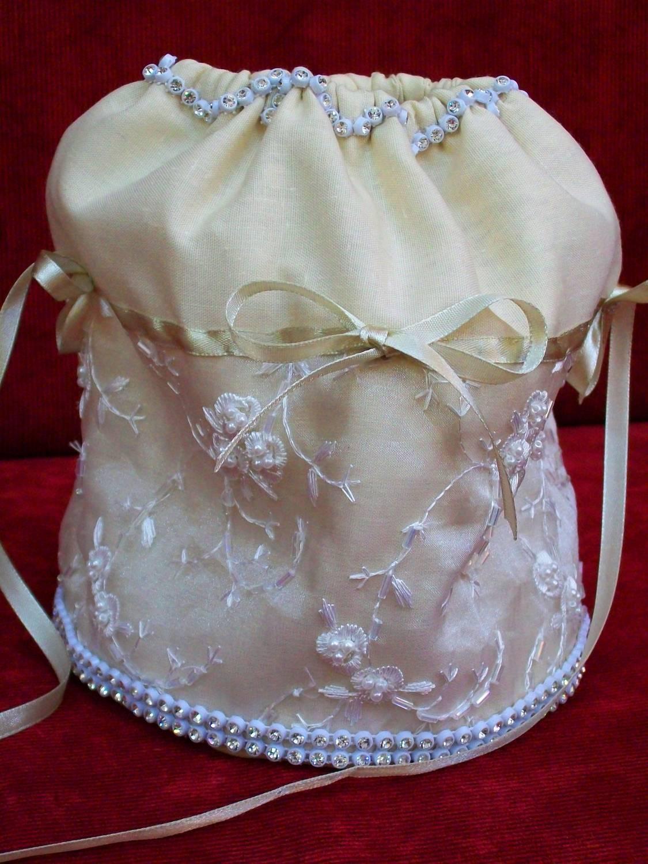 Сшить себе сумочку невесты